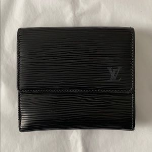 Louis Vuitton EPI Elise Trifold Wallet